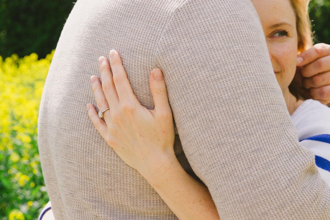Rob & Laura Pre-Wedding Love Shoot - Wild Rose Photography
