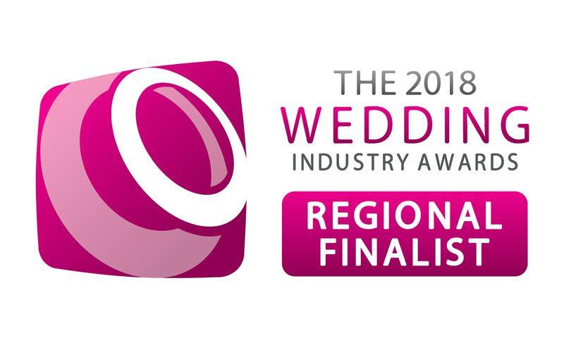 The Wedding Industry Awards Finalist 2018