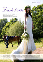 Your Kent Wedding Wild Rose Photography Horse Boho Styled Shoot Feature