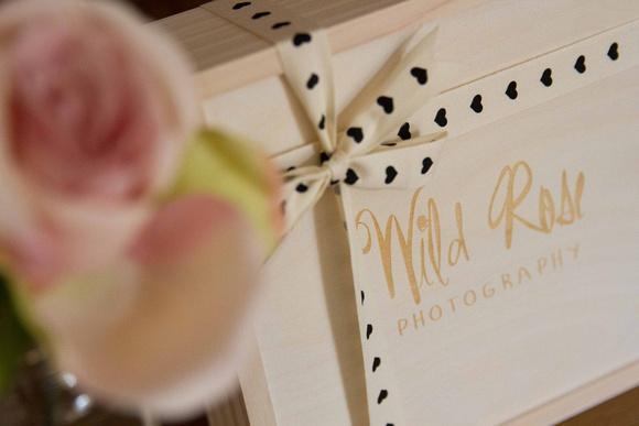 Wild Rose Photography USB & Album