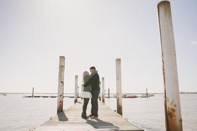 Wild Rose Creative Wedding Photography - Burnham-on-Crouch Coastal Engagement Photos