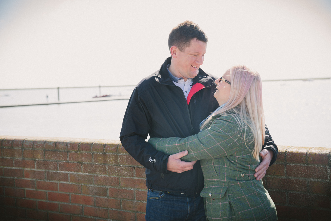 Wild Rose Creative Wedding Photography - Burnham-on-Crouch Coastal Engagement Photos