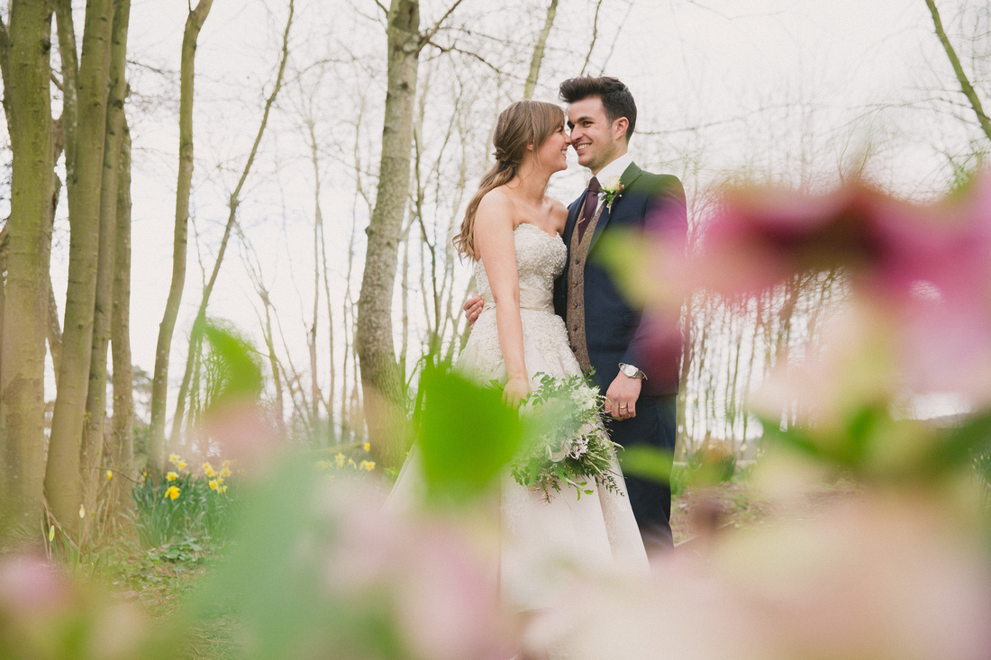 The Olde Bell Hurley Wedding - Wild Rose Photography