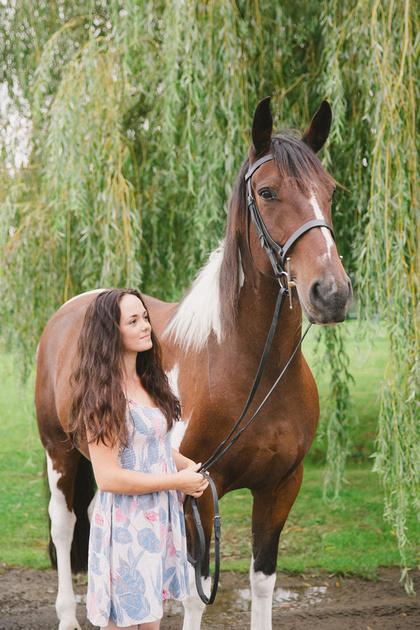 Wild Rose Equestrian Portrait Photography Kent