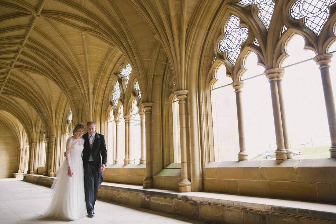 Lancing College Chapel - Wild Rose Wedding Photography